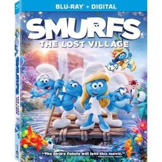 Smurfs: The Lost Village Digital Code