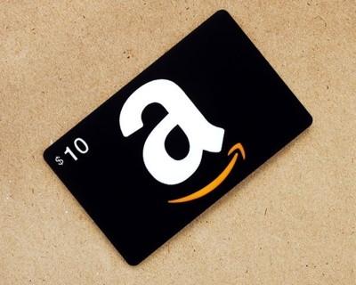 $10.00 Amazon.com gift card