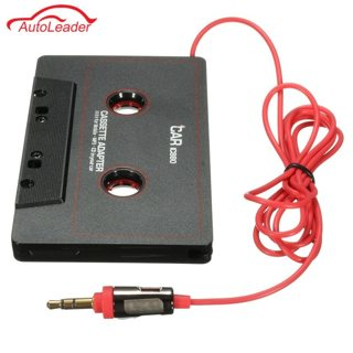 Newest Car Cassette Tape Adapter Cassette Mp3 Player Converter For iPod For iPhone MP3 AUX