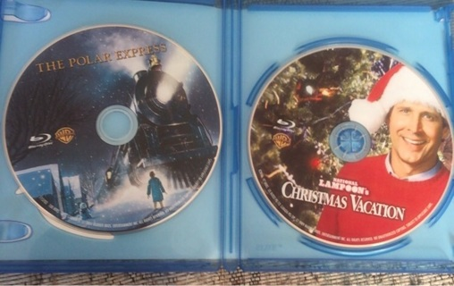 """Christmas classic""(blue ray)"