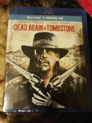 Dead again in Tombstone Blu-ray and digital