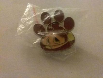 Lion king disney pin