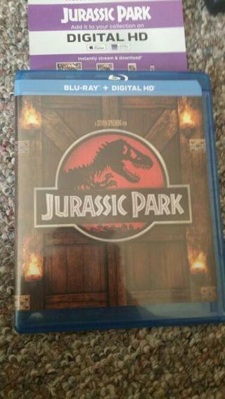 Jurassic park digital copy