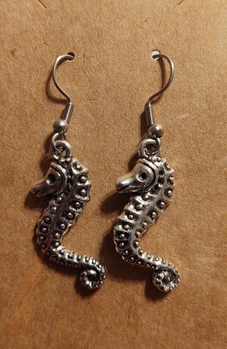 21 Pair Silver Earrings