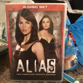 Alias the complete fourth season