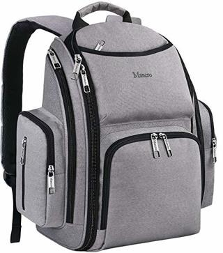 Diaper Bag Backpack, Large Multifunction Waterproof Travel Backpacks