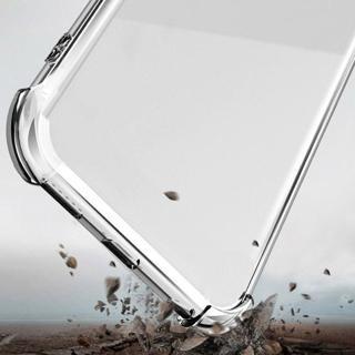 For Huawei Mate 20 P20 Pro Lite Nova 3e / 3i Clear Shockproof  TPU Cover Case
