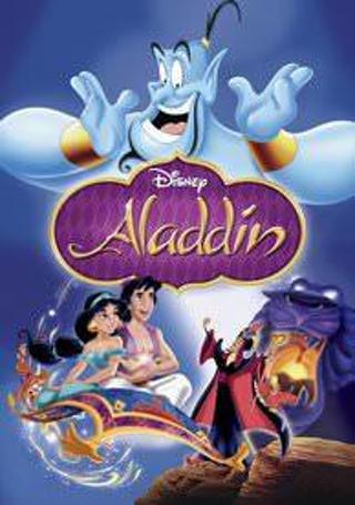 Digital Code - Aladdin (Disney)