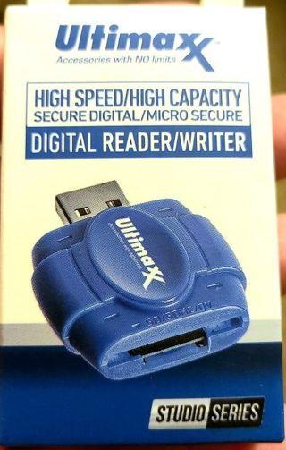 Ultimaxx Digital Reader/Writer