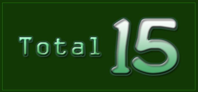 Total 15 - Steam Key