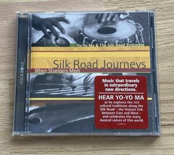 Yo-Yo Ma ~ Silk Road Journey ~ Classical CD