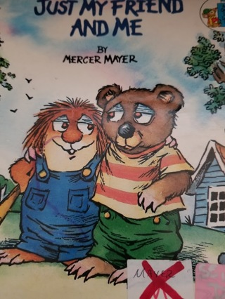 2 Mercer Mayer books