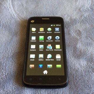 Boostmobile  zte warp