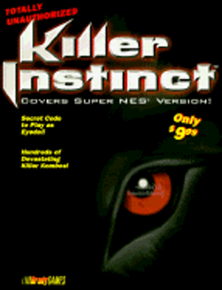 TOTALLY UNAUTHORIZED KILLER INSTINCT GUIDE (BEFORE YOU BID ASK HOW MUCH SHIPPING COSTS TO YOU)