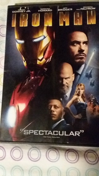⭐⭐Marvel's Iron Man (2008) (Free Shipping & Tracking) ⭐⭐