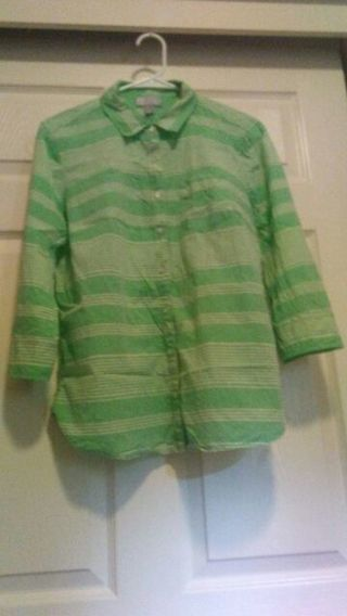 Jcpenney sz large blouse