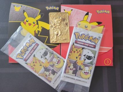 Pokémon Card Pack Lot