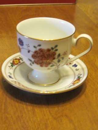 Noritake Iceland Demi Cup & Saucer