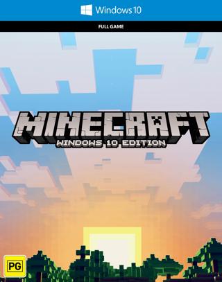 Minecraft Windows 10 Edition Full Game