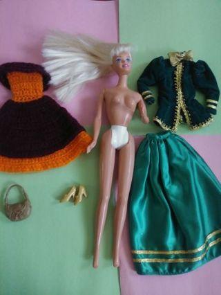 Barbie plus (lot 2)