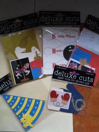 Deluxe Cuts Variey Lot 4~ RARE + bonus