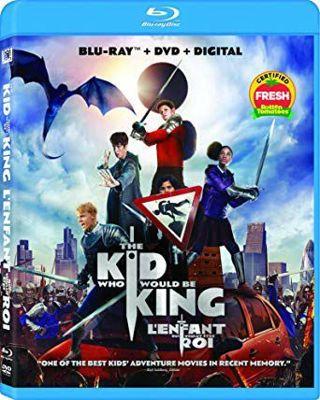 The Boy Who Would Be King HDX Movies Anywhere, Vudu digital code