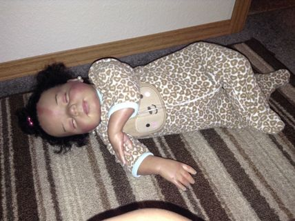 Addison Reborn toddler Doll High Quality