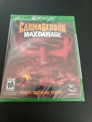 Carmageddon Xbox one game