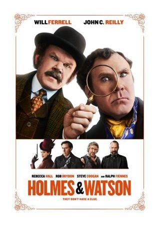 <--->2018 HOLMES & WATSON DIGITAL MOVIE CODE<--->