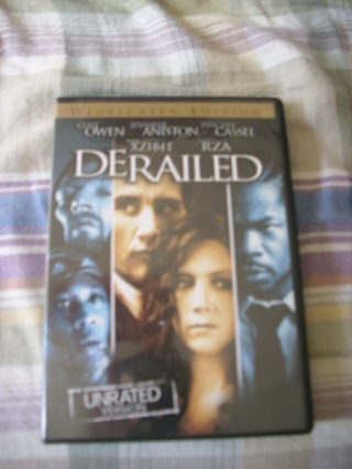 Derailed widescreen unrated