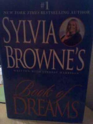 silvia browne books of dreams