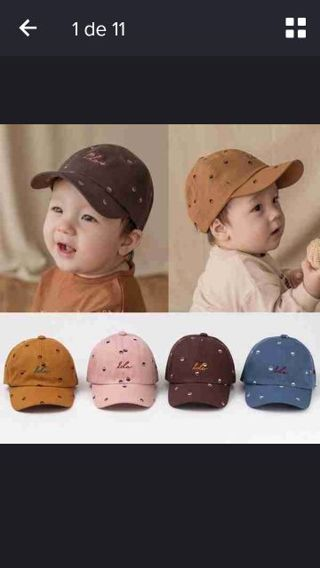 Kid Baseball Caps