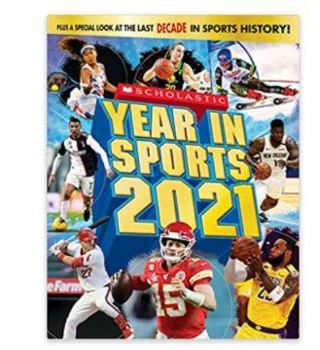 Scholastic Year in Sports 2021 Paperback