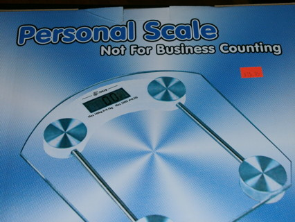 BNIP  PERSONAL SCALE UP TO 300LBS