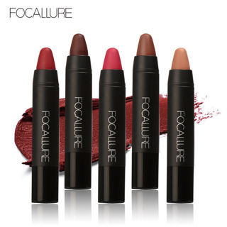 19 Colors FOCALLURE Matte Lipstick Pen Waterproof Lasting Lip Gloss Cosmetic New