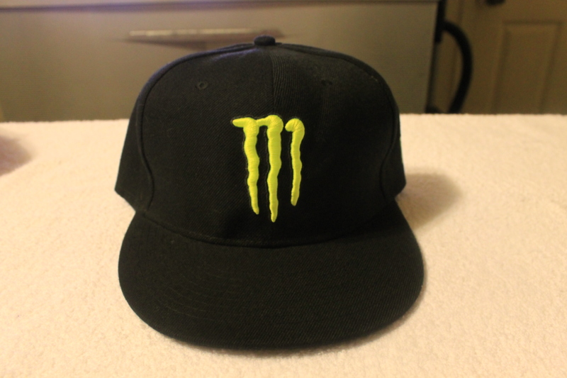 Monster Energy Drink Baby Clothes