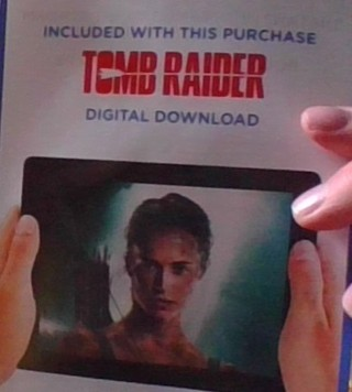 Tomb Raider Digital Code (UK Region Only)