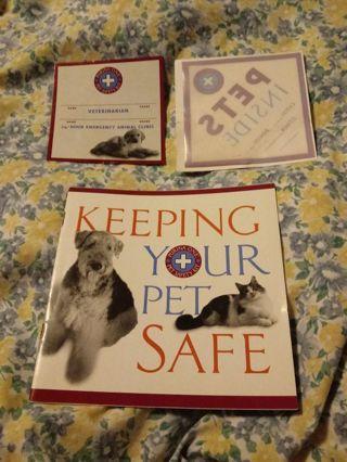 Keeping Your Pet Safe Kit