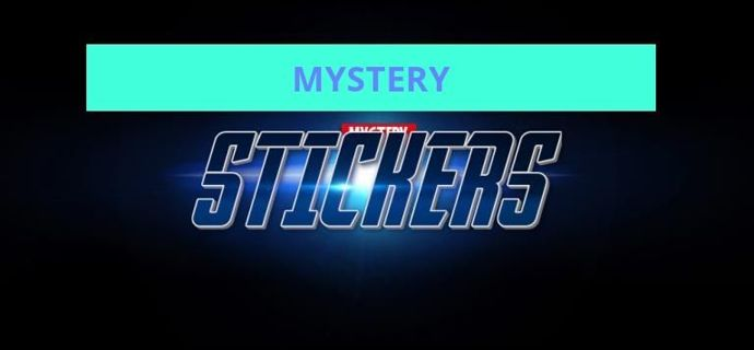 Stickers MYSTERY