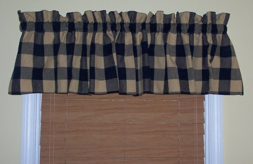 burlap curtains blue red or and contemporary for jacquard horizontal valance navy living room striped bedroom p window