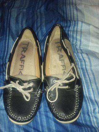 Women slip on shoes by Traffic size 7