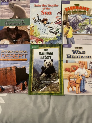 Variety Reads for 4th or 5th graders