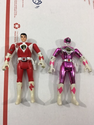 old power ranger toys FREE SHIPPING