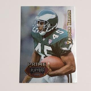 Vaughn Hebron 1995 Playoff Prime #79 Eagles