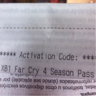 far cry 4 activation codes