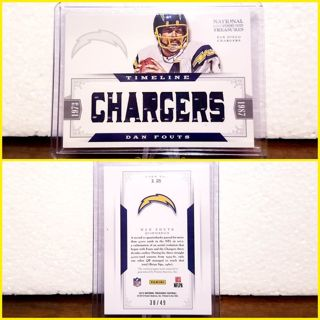 21 day Auction BLITZ #2> CHARGERS FOOTBALL CARDS = patches, #'d, refractors..etc READ>