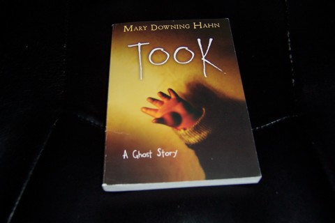 TOOK by Mary Downing Hahn, a ghost story