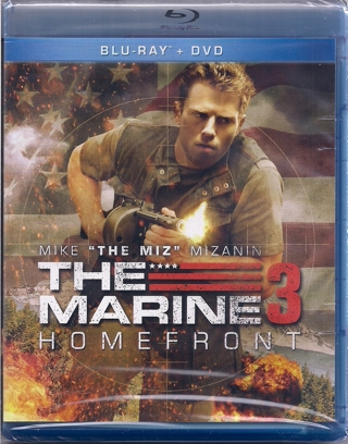 Brand New Never Been Opened The Marine 3 Blue-Ray + Dvd