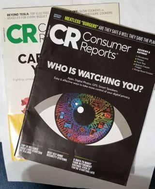 2 CR Consumer Reports