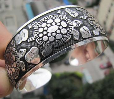 Tibet Sea Turtle Bracelet
